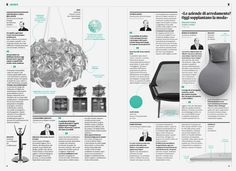 #editoiraldesign L'inserto 01 - special section of the magazine IL by undesign , via Behance