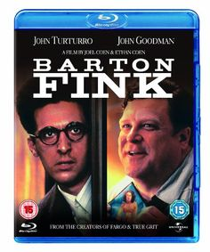 Barton Fink.1991 American period film written, produced, directed and edited by the Coen brothers. Set in 1941, it stars John Turturro in the title role as a young New York City playwright who is hired to write scripts for a film studio in Hollywood, and John Goodman as Charlie, the insurance salesman who lives next door at the run-down Hotel Earle.