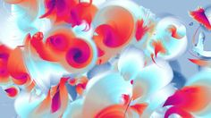 Digital Paint on Behance