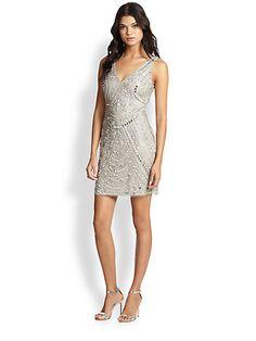 Beaded Dress $101.42 AT vintagedancer.com