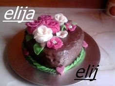 """Торта""""Сърце"""""""