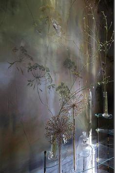 Цветочный рай: дом-студия французской художницы Клер Баслер – Журнал – His.ua