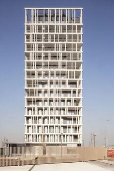 Gallery of Cascina Merlata Social Housing / B22 - 3