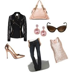 """I Love Pink!"" by apryl-jump on Polyvore"