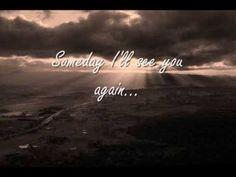 I'll See You Again, Lyrics Westlife