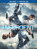 Get Insurgent, the sequel to Divergent, on BluRay today.