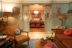television decor - Set Decorators Society of America