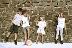 bande, bad crew, kids, ballon, surf, vacances, grimace, holidays, boys, girls