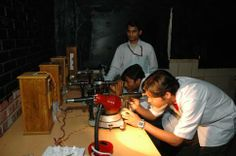 The Institute has well established laboratories, for applied science subjects like Physics and Chemistry as well as for core engineering subjects. The state of the art laboratories in Mechanical Engineering, include among other things, a modern workshop.