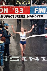 In memory of Grete Waitz - such an inspirational woman!