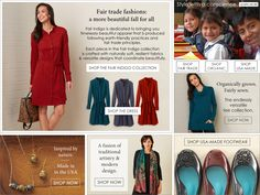 Fair Indigo  Fair Trade Organic Clothing and Gifts