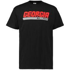 Georgia Bulldogs Billboard T-Shirt - Black