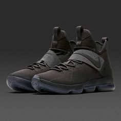 149e722d7a2 ... Nike LeBron 14 LMTD (852403-002) Zero Dark Thirty Anthracite USD 150 on  ...