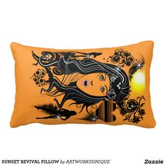 SUNSET REVIVAL PILLOW CUSHION