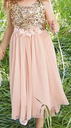 """Ava"" Made-to-Order Girls Dress"
