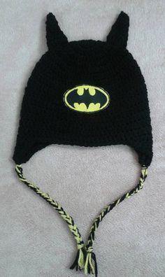 Touca do Batman!!!