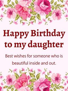 E4c1f4664f22608b1374c40f3a7e0c17 368x490 Happy Birthday Daughter Wishes For