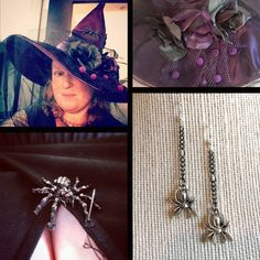 ~*Harry Potter Craftalong Yule Term 2016/2017*~ History of Magic: Witchy Woman Costume