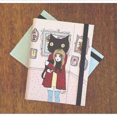 Cat Love Journals - Womens Notebooks and Notepads by Valfré www.valfre.com #valfrepintowin