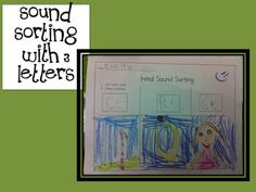 initial sound sorting with 3 letters
