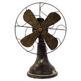 Found it at Wayfair - Home and Garden Accents Fan Figurine