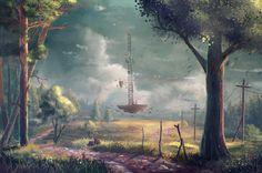 landscape #28 by Sylar113 on DeviantArt