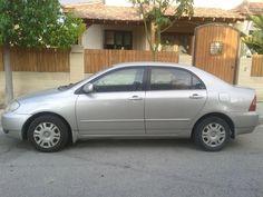 2001 Toyota Corolla 1.5L 3,500 EUR #Cyprus #Nicosia #CarsCyprus