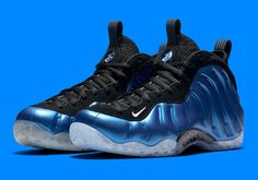 The Nike Air Foamposite One Royal (2017) Returns In January
