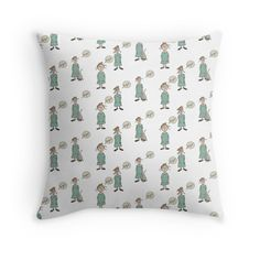 French Girls French Girls, Bed Pillows, Pillow Cases, Pattern, House, Home Decor, Pillows, Decoration Home, Home
