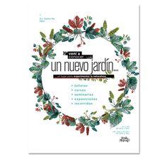 Jardín Botánico - Identidad visual (Gráfica impresa) on Behance