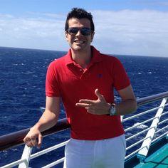 Partiu Cruzeiro! Que venha o Caribe!  #cruzeiro #caribe #altomar #fiesta #renanbarabanov #baraba9