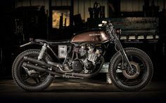 honda cafe racer motorcycle
