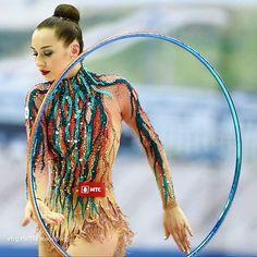 Katsiaryna HALKINA (BLR) Hoop