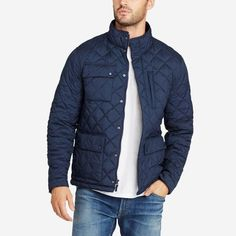 086b15beadef Banff Quilted Jacket $248 Bonobos #MensFashionRugged Banff, Athletic Wear,  Mens Quilted Coat,