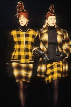 Jean Paul Gaultier, défilé prêt-à-porter, automne-hiver 1986-87