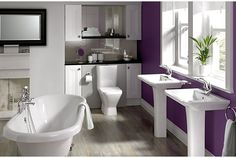 Dahl | Bathroom Ranges | Bathroom | Rooms | DIY at B&Q