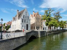Bruges, Belgium jigsaw puzzle in Bridges puzzles on TheJigsawPuzzles.com