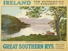 IRELAND for Entrancing Scenery by Walter Till