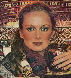 Karen Graham...the face of Estee Lauder...1970-1985...Gulfport, MS!