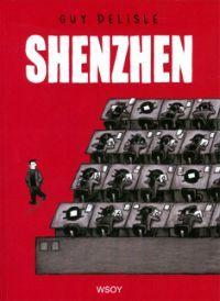 Guy Delisle: Shenzhen (21,90e)