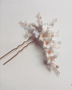 Beautiful bridal hair accessories handmade with love and detail Bridal Hair Accessories, Bobby Pins, Detail, Handmade, Beautiful, Beauty, Hand Made, Bridal Hair Jewellery, Hairpin