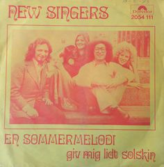 En sommermelodi. Dansk version af Tysklands bidrag 1974.