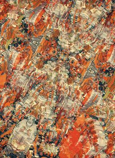 City Pattern by atelier olschinsky