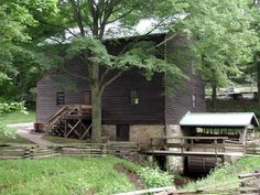 Gastons Mill in Beaver Creek State Park
