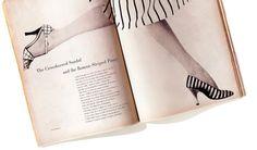 Alexey Brodovitch, Harpers Bazaar (Diana Vreeland)