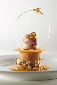 Coupe du Monde de Pâtisserie 2013 (Photo LeFotographe.com) Morocco - Plated Dessert