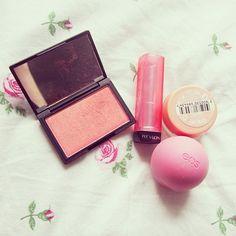 Blush & Lip balm