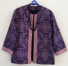 Blazie batik