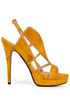 Stunning Women Shoes, Shoes Addict, Beautiful High Heels  Burak Uyan - 2012 Fall-Winter
