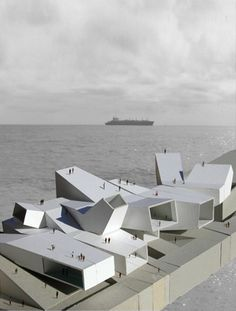 Teresitas Sailing School in Tenerife, Canary Islands by ZigZag Architecture
